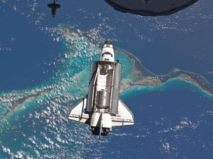 Can't wait until we start launching Americans from US soil again.Until then, I'll look at pics like this. #STS135 #FB http://t.co/1KzFCDQyxs