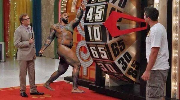 Prince Fielder was on The Price Is Right today. http://t.co/nKnlNVW0VS