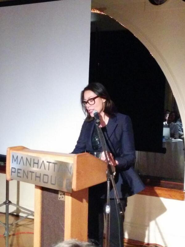 .@AnnCurry while introducing the many awards & accolades of .@TomBettag: 'Where do you even keep 30 Emmys' #sajaiftar http://t.co/DC2IPT0OM6