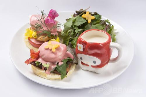 渋谷パルコに「マイメロディ カフェ」、18日オープン http://t.co/tLi4GMHkjK http://t.co/pmOD21bnOd