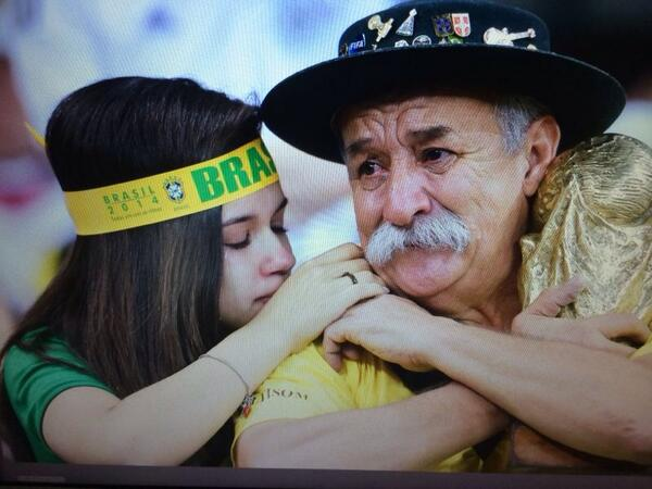 you have a beautiful country, wonderful people and amazing footballers-this match may not destroy your pride! #Brasil http://t.co/lI2TXeVCUY