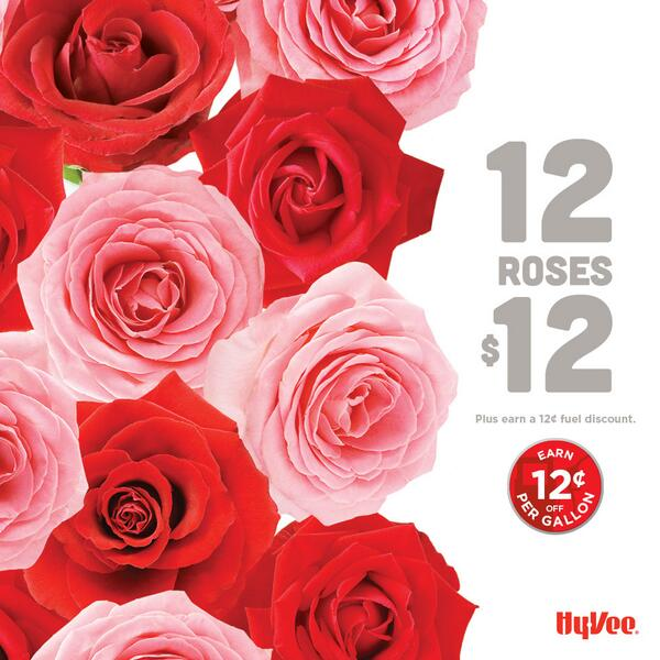 Heads up boyfriends, husbands and dudes: Roses are only a dollar. Make a girl's day. http://t.co/bEjC7BWq5U