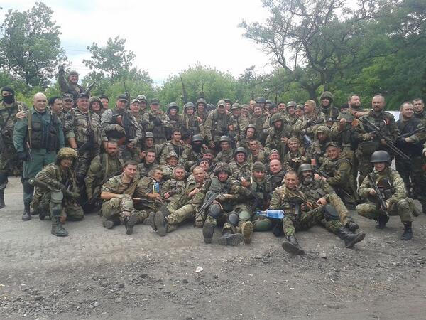 Боевики заставляют луганчан подписывать обращение в ООН - Цензор.НЕТ 7676
