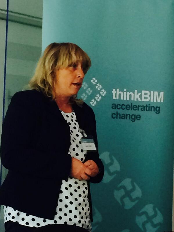 Deborah Rowlands Ministry of Justice speaking on GSL #tbim2014 http://t.co/FCr1j8NZVk