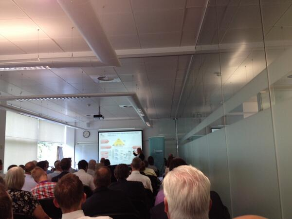 Part 3 element ... PAS 1192.3  #tbim2014 FMs will keep the data alive http://t.co/DxqApUx7Yl