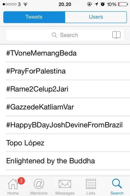 Well done tv one.. TT worldwide.. #tvonememangbeda http://t.co/pn7neskBPt