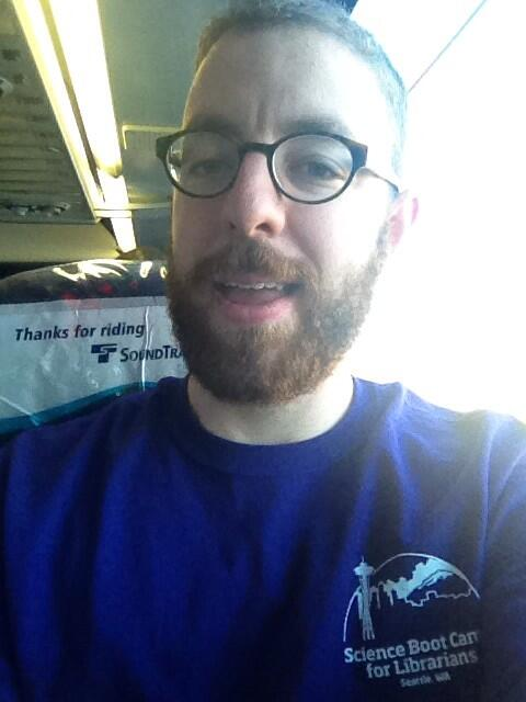 Riding @SoundTransit on my way to #sbcwest14...thankful for HOV lanes! http://t.co/b3if1S1kkP