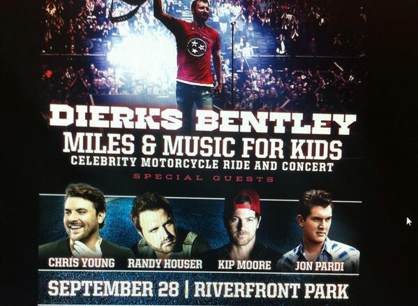 Tix in hand & for a good cause! @DierksBentley @ChrisYoungMusic @KipMooreMusic @RandyHouser @JonPardi http://t.co/aFSe8iwErq