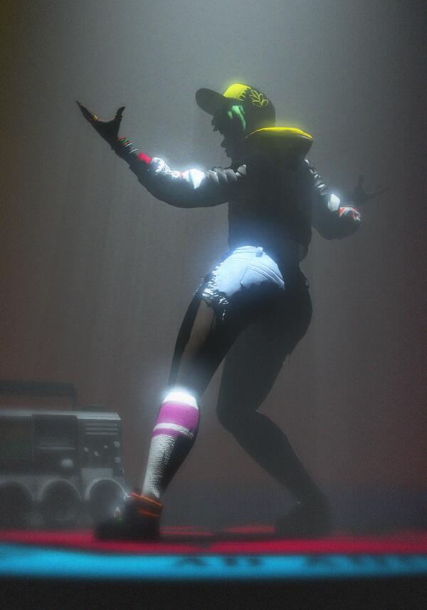 Thinking about showing off another @Dance_Central Spotlight character today... RT if you want to see who it is! http://t.co/CqKHMv1swX