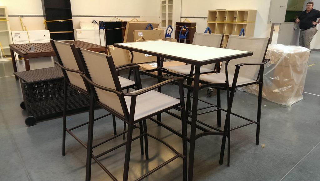 Ikea Charlotte On Twitter This Grunnet Bar Table And 4 Chairs Is In As Is Today Reg