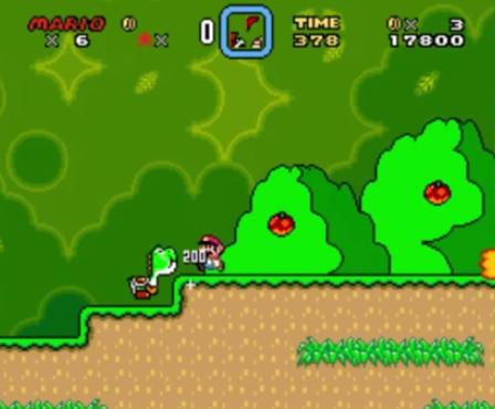 Novo truque descoberto em Super Mário World - Mundo Nerd