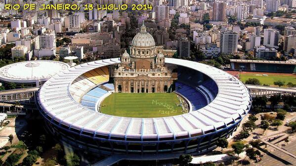 Immagine Divertente Vaticano