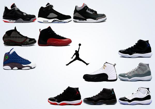 "best authentic 5e8aa 2519c Holiday!!! "" sneakernews  Black Friday Jordans vs Holiday Jordans ..."