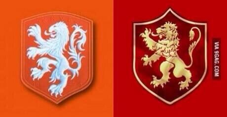 Twitter / GoT_Arya: The Netherlands represent House ...