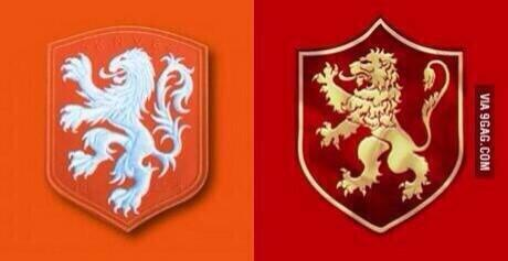 Wait a minute... The Netherlands are the Lannisters! http://t.co/vbHNXMfOP5
