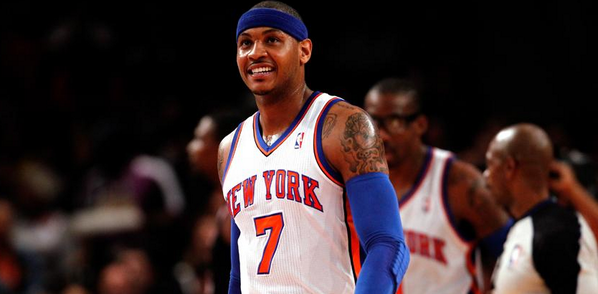Carmelo Anthony is reportedly returning to the Knicks barring a last-second change of heart: http://t.co/CN9RDqVxLE http://t.co/zGG5kpIYdZ