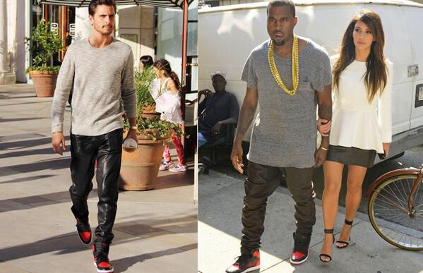 All the kardashian klan members who now dress like kanye ...