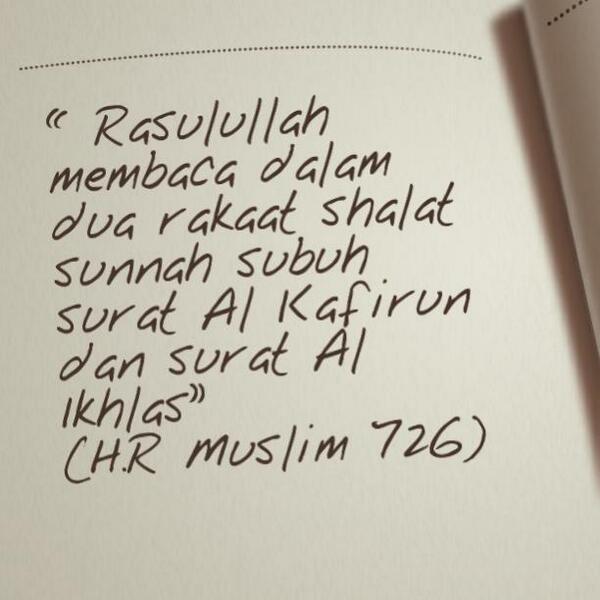Nasehat Indah Islam On Twitter Rasulullah Membaca Dalam