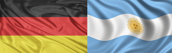 Should be a good one this Sunday: Germany vs Argentina at 3:0pm.... http://t.co/SEAoK0PR0P http://t.co/WVqkBSNwdw