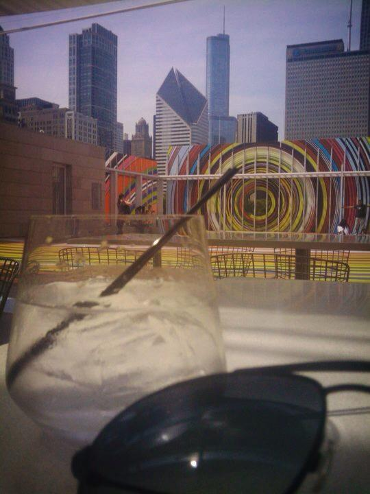 One of my favorite places is top of @artinstitutechi's Modern Wing. #FoodTravelChat http://t.co/HYYQv0qRqY