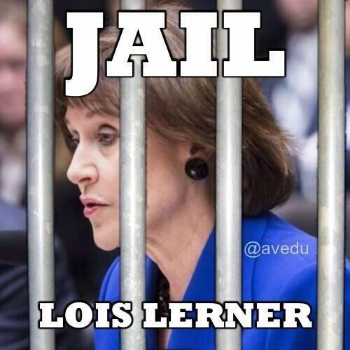 Motion filed to arrest Lois Lerner