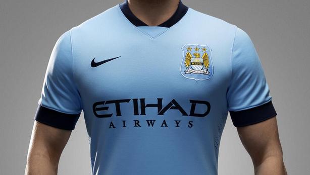 Манчестер Сити представил новую форму - изображение 2