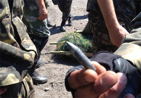 За сутки трое военнослужащих погибли и 27 получили ранения, - пресс-центр АТО - Цензор.НЕТ 8127