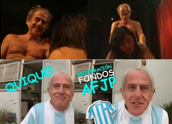 """""""@Pontifaso: Todo es risas hasta que te enterás que el abuelo quique es un actor porno. http://t.co/a7Rd9YMJwi"""" me muee @marcenbr @marcosnbr"""