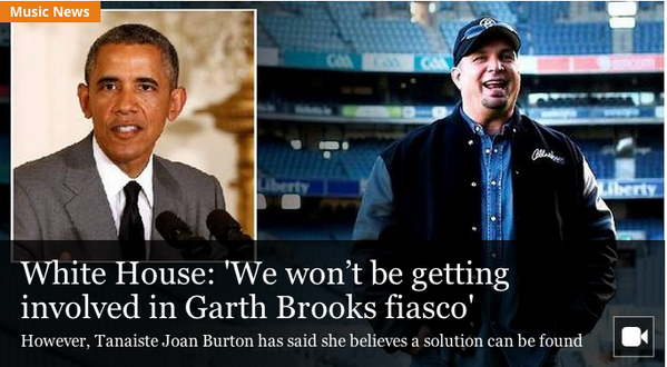 Obama Confirms that Drumcondra Residents Won't be Targeted by Drone Strikes http://t.co/86UYUJGFMB #GarthBrooks