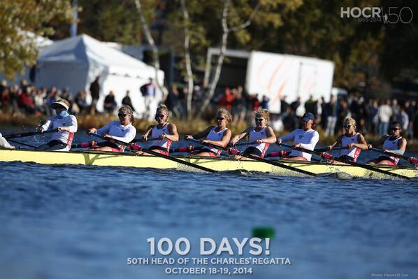 We are officially 100 days out from the 50th #HOCR #HOCR50 http://t.co/o6cXsLdiH4