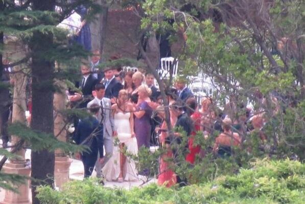 Джокович и Ристич поженились в Черногории