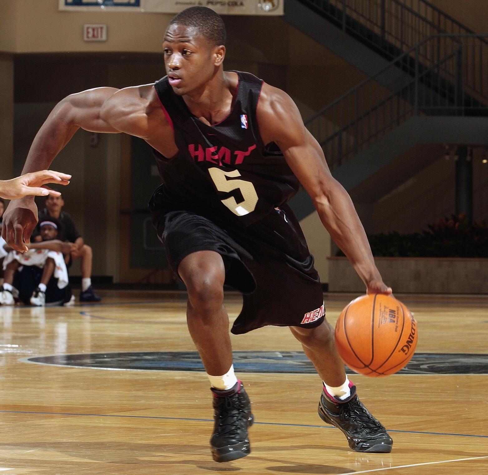 "Dwyane Wade Workout: NBA On Twitter: ""#TBT... @DwyaneWade In The"
