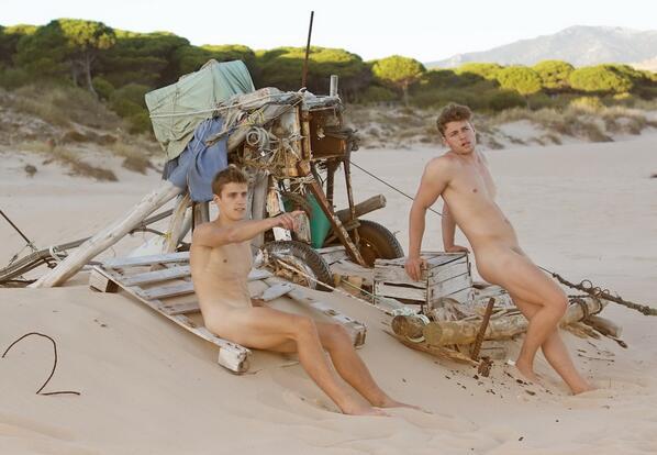 Will sasso naked