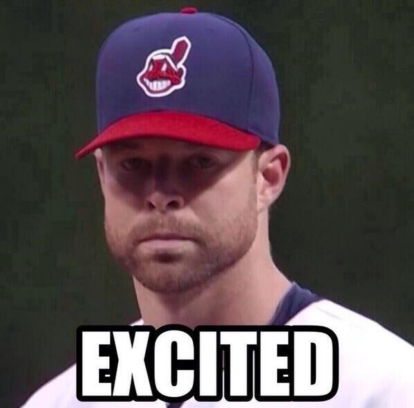 This is how Kluber feels when you  #VoteKluber http://t.co/vYhwQiTGze