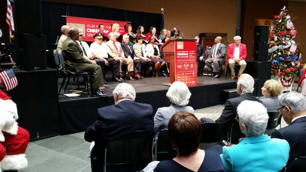 christine obrien on twitter philly pops festival choir seranading guests at the philly pops christmas in july press conference phillypolice