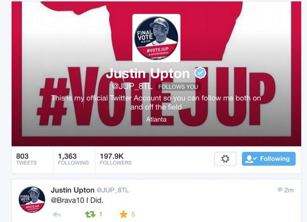 I've ton to heaven without even dying! #VoteJUp http://t.co/TrQBMs9wsK