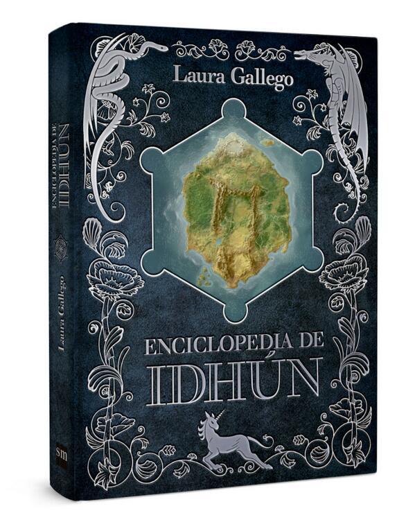 Así se ve la #EnciclopediadeIdhún en 3D. En 95 días, también la verás en tus manos. @Literatura_SM @_lauragallego http://t.co/wlcsvzpE4K