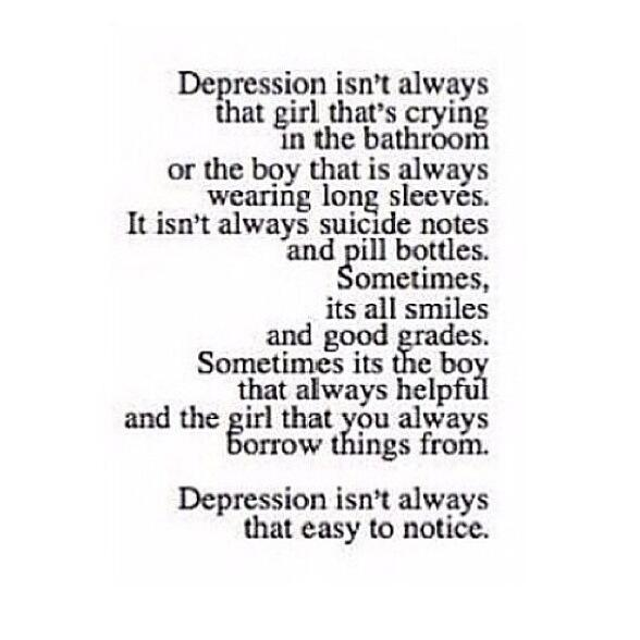 depression isnt a fad - photo #33
