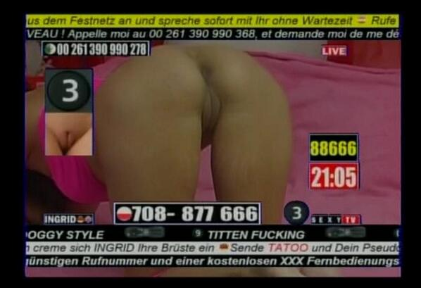Tv livestream sexysat EROTICA TV