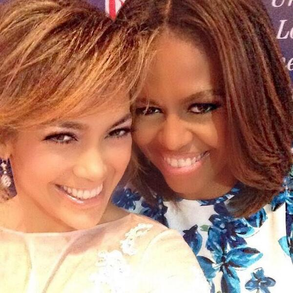 Me and my girl @FLOTUS at #LULAC national convention for the empowerment of Latinos. #represent  #dreambig http://t.co/7MM3azM9Cy