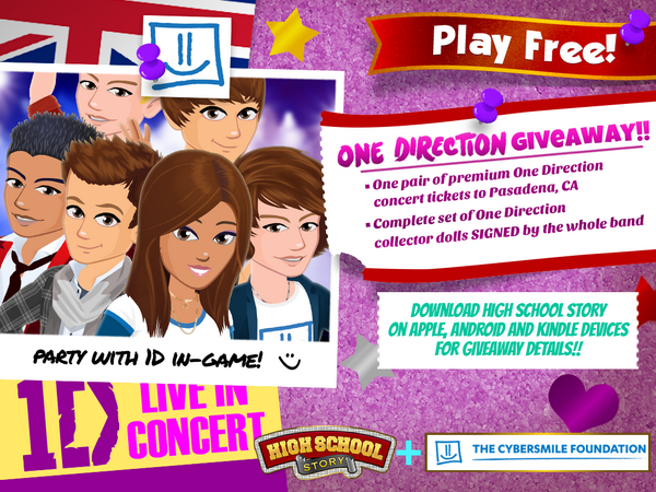 One direction poster new prizes