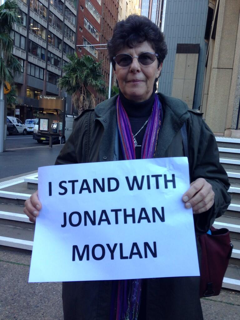 Twitter / StandWithJono: Ros Druce is from Maules Creek. ...
