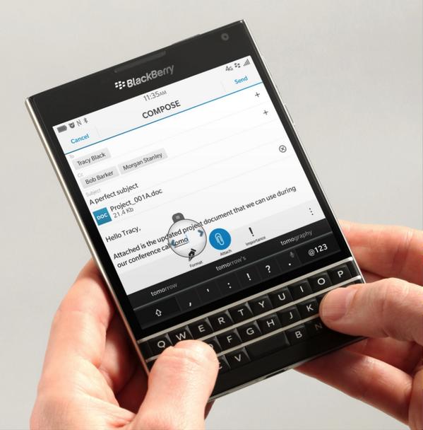 blackberry dansk