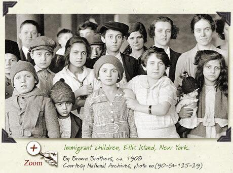 Twitter / Politics_PR: The Children of Ellis Island ...
