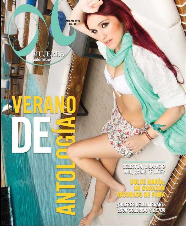 Dulce Maria. [11] - Page 37 BsONm1sCAAAKM1F