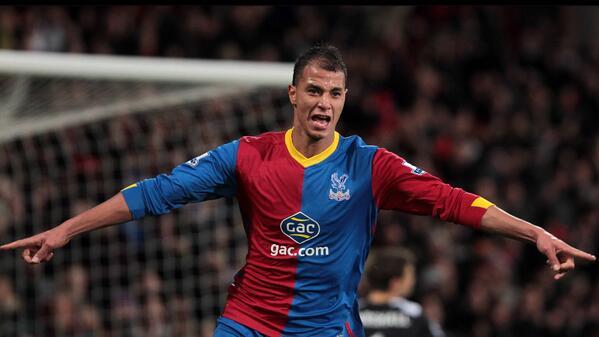 2 ans de plus pour Chamakh à Crystal Palace