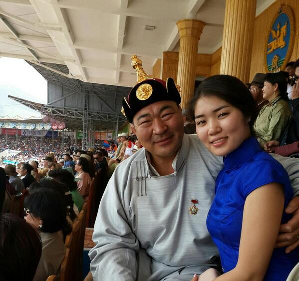 Дэлхийд ганцхан Монгол наадам фото