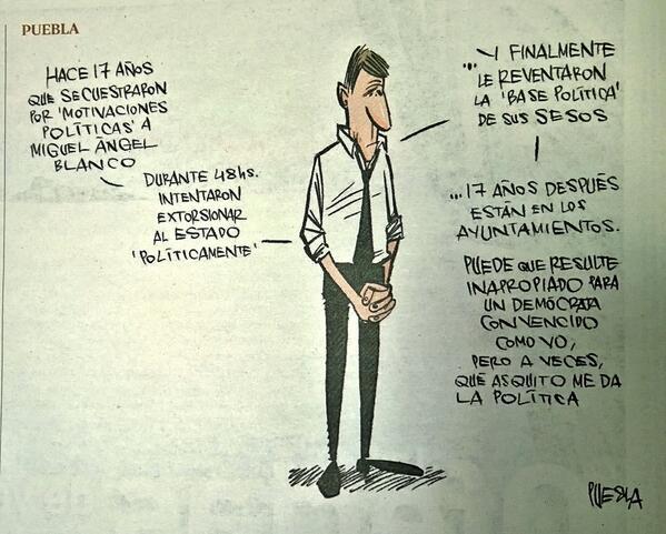 . @jmanuelpuebla recuerda hoy a #MiguelÁngelBlanco en @abc_es: http://t.co/0PH5DHoZ2y