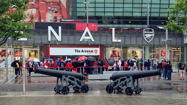 detailed look 0e70d 11f9d Arsenal on Twitter: