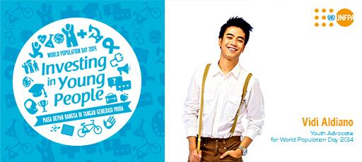 Adolescents & youth are central to the future development agenda. Happy World Population Day ! cc: @vidialdiano http://t.co/YbWelGLbNs